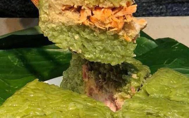 Giữa thời điểm thịt lợn tăng giá, bánh chưng nhân cá là có thật thế nhưng giá không hề rẻ chút nào