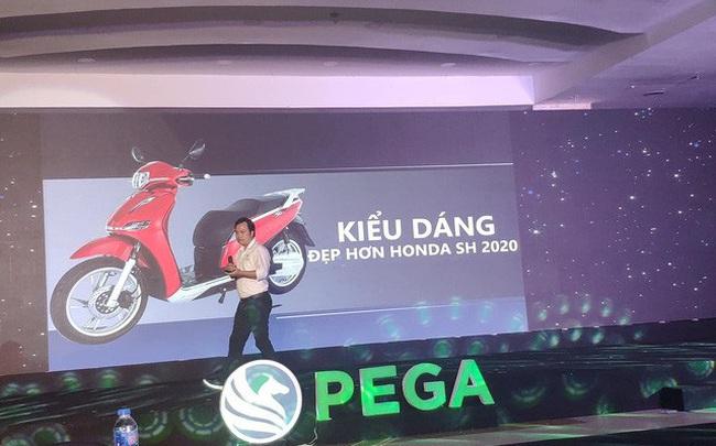 Nhiều người bất bình về màn 'dìm hàng' Honda SH 2020 của CEO PEGA: 'Đã nhái còn đi so với chính hiệu'