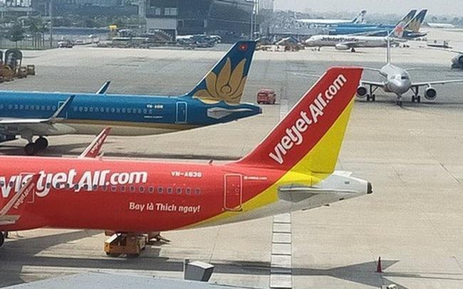 Вьетнамские авиакомпаний наносят ущерб более чем на 10 триллионов миллиардов VND из-за коронавируса nCoV/Covid-19