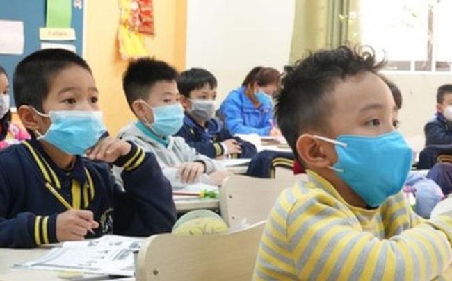 Hà Nội cho học sinh nghỉ học tiếp đến 23/2 để phòng chống dịch Covid-19