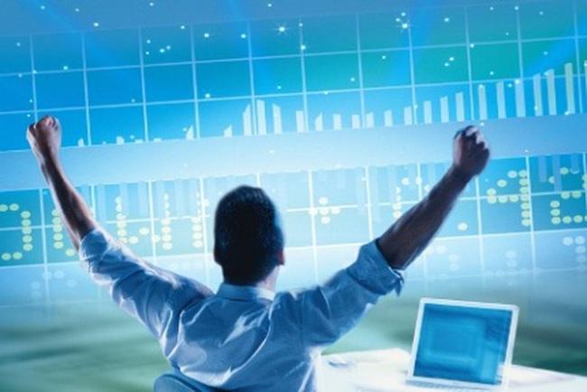 Dòng tiền khủng đổ vào thị trường, VN-Index tăng 13 điểm
