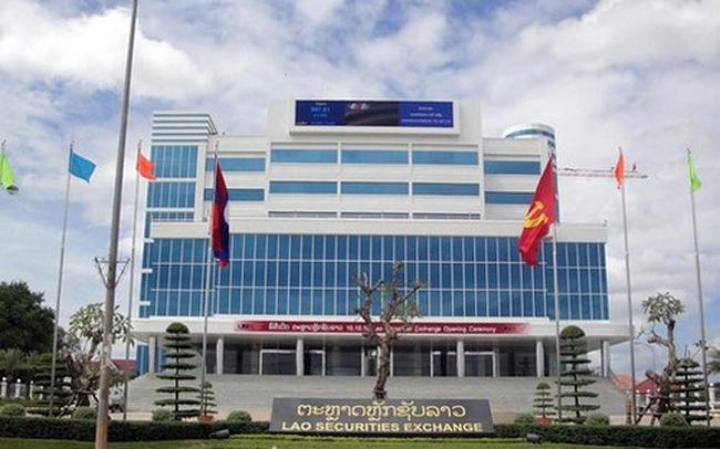 Việt Nam đứng thứ 3 các nhà đầu tư nước ngoài lớn nhất trên TTCK Lào