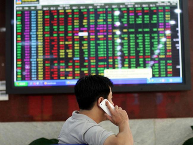 Chặn cửa làm giá bằng cổ phiếu quỹ