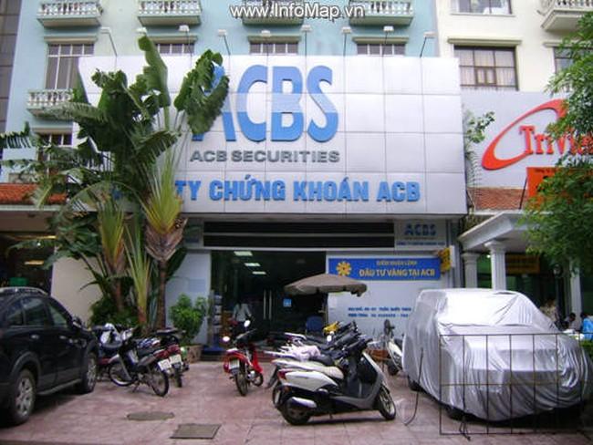 ACBS bị phạt 70 triệu đồng vì thiếu hụt vốn lưu động trong nửa cuối năm 2011