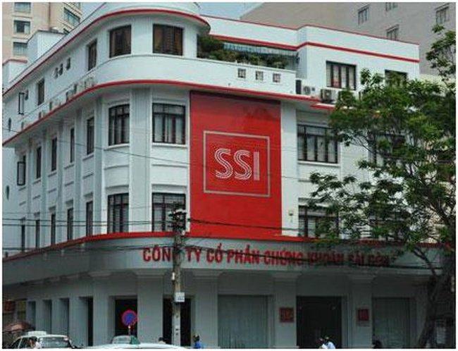 SSI: Chi trả cổ tức năm 2011 tỷ lệ 10% tiền mặt và phát hành cổ phiếu ESOP