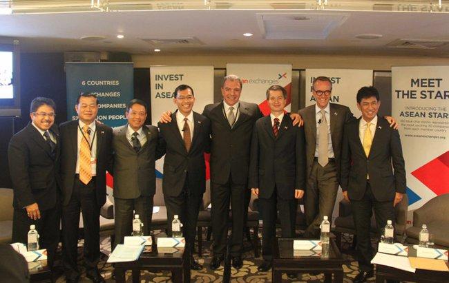 Báo cáo chỉ số FTSE/ASEAN được công bố hàng tuần