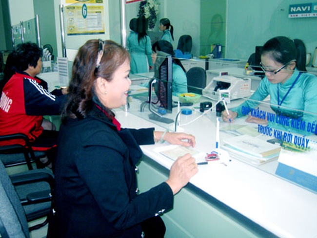Navibank: Cuối quý 3/2012, huy động vốn tăng 11,7%, nợ xấu tăng lên 3,97%