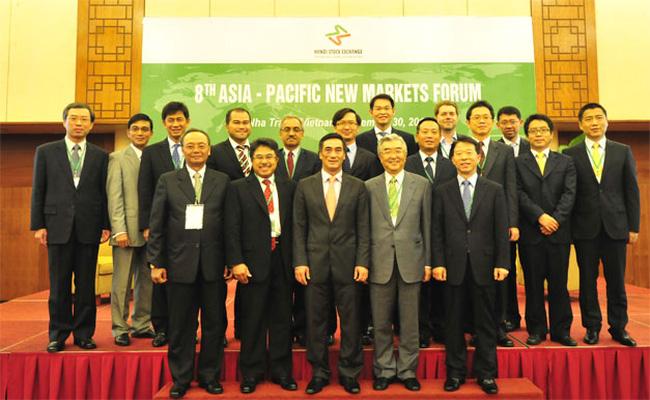 HNX tổ chức Diễn đàn thị trường mới Châu Á – Thái Bình Dương lần thứ 8