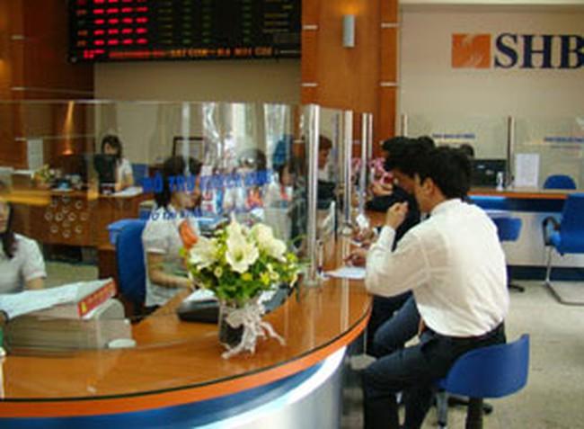 Nghi án Deustche Bank đang bán cổ phiếu SHB?