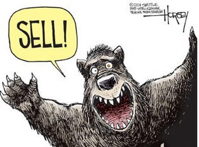 Thị trường chứng khoán 2012: Trái táo độc của mụ phù thủy