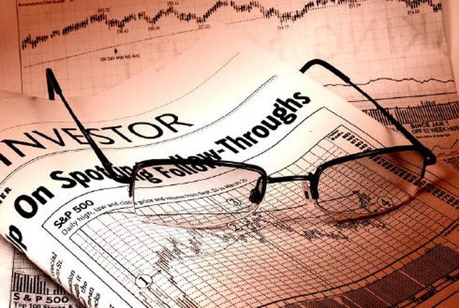 Cổ phiếu nào tăng mạnh nhất từ đầu sóng?