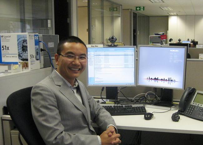 Ông Mạc Quang Huy chính thức làm Tổng giám đốc MSBS từ 9/1/2013
