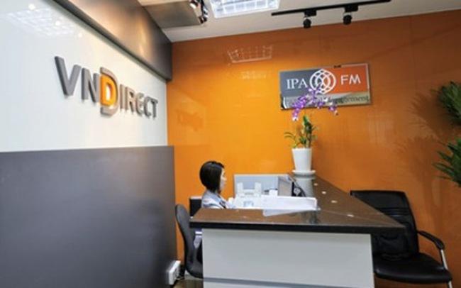 VNDirect: Qúy 4 lãi 8,7 tỷ đồng, năm 2012 lãi gần 79 tỷ