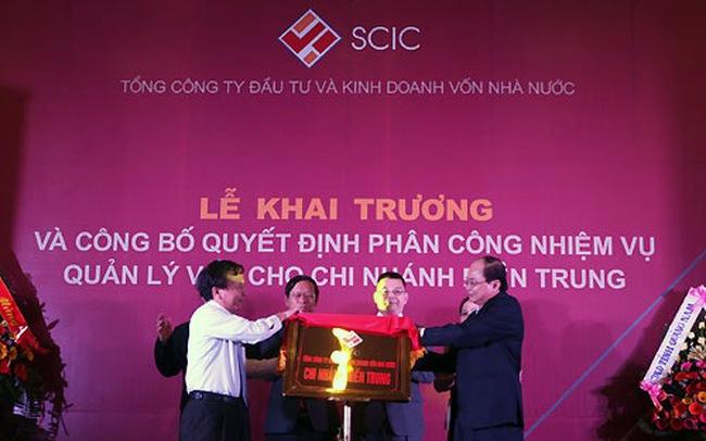 SCIC xin Thủ tướng mua lại phần vốn đầu tư ngoài ngành của Tổng công ty