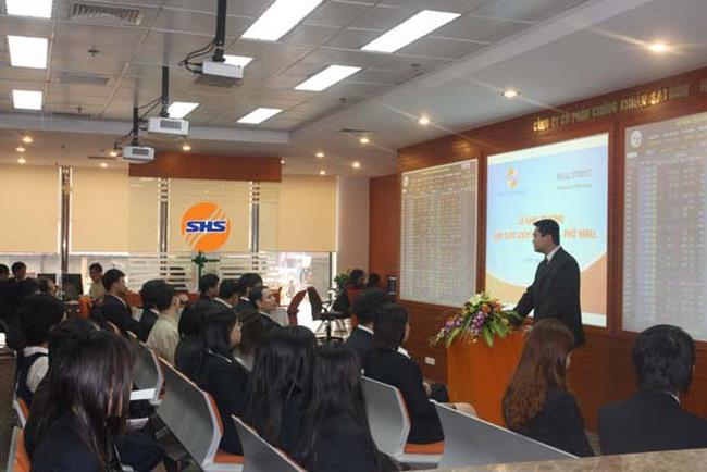 """SHS: Tự doanh """"mang về"""" hơn 220 tỷ, quý 4/2012 lãi 58,8 tỷ đồng"""