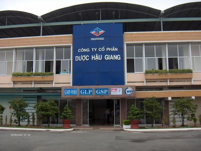 DHG: Năm 2012 lãi ròng hợp nhất 497 tỷ đồng, EPS 7.522 đồng/cp