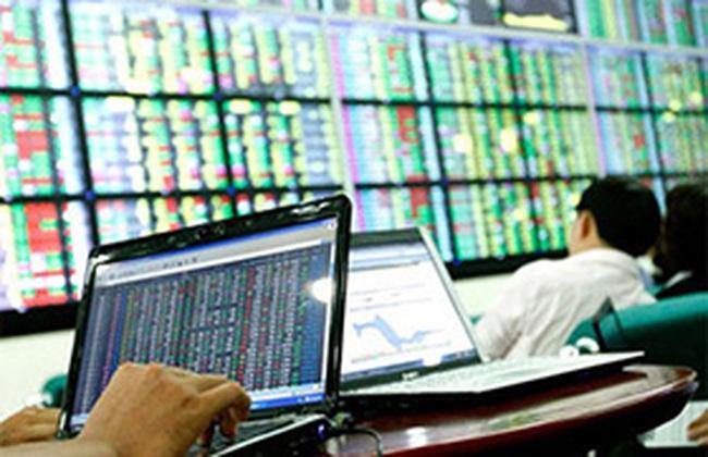 181 cổ phiếu tăng giá, Vn-Index vẫn giảm 0,08 điểm cuối phiên