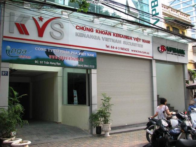 KVS: Lãi sau kiểm toán năm 2012 gần 2 tỷ đồng