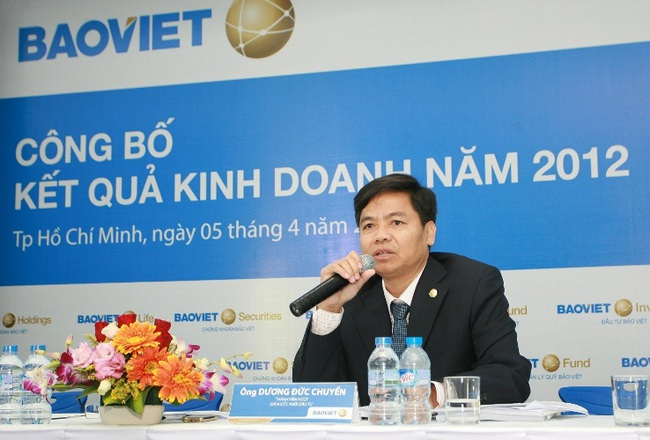 Lãi suất giảm, Bảo Việt chuyển hướng đầu tư sang cổ phiếu có cổ tức cao