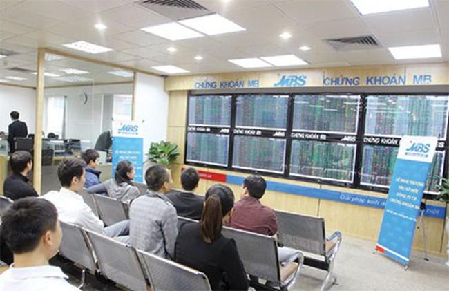 MBS: Tỷ lệ an toàn vốn 2012 đạt 186,6%, danh mục tự doanh có MCG, PVX, REE