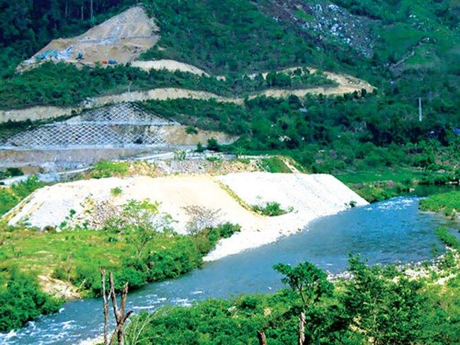 VSH: Thủy điện thiếu nước, quý 1/2013 lãi 35 tỷ đồng, giảm 46% cùng kỳ 2012