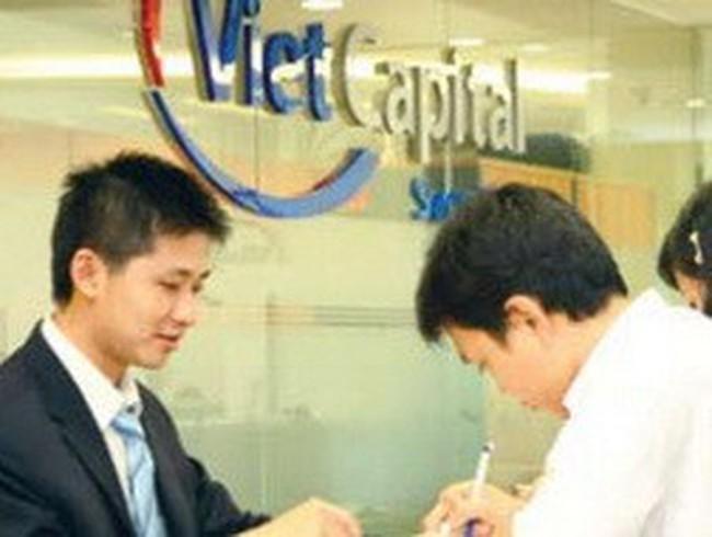 VCSC: Quý 1/2012 lãi trước thuế 2 tỷ đồng, giảm 86% cùng kỳ 2012
