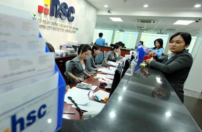 Chứng khoán HSC: Tỷ lệ an toàn vốn cuối quý 2/2013 đạt 628%