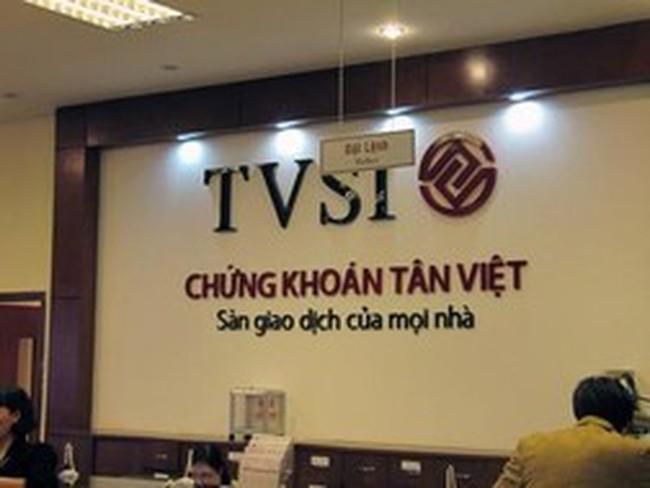 TVSI: Tỷ lệ an toàn vốn 422%, LNTT 6 tháng đầu năm 2013 sau soát xét tăng gần 40%