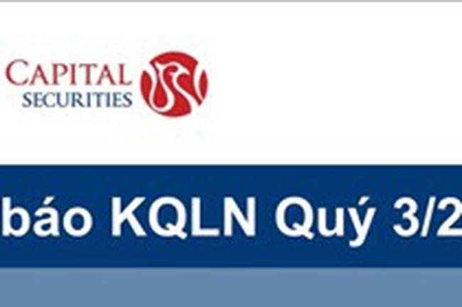 VCSC: KQKD quý 3/2013 của các công ty vay nợ lớn sẽ cải thiện nhờ lãi suất giảm