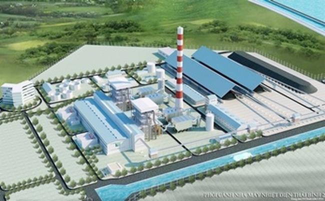 """Nhà máy Nhiệt điện Thái Bình: """"Cứu tinh"""" của PVX?"""