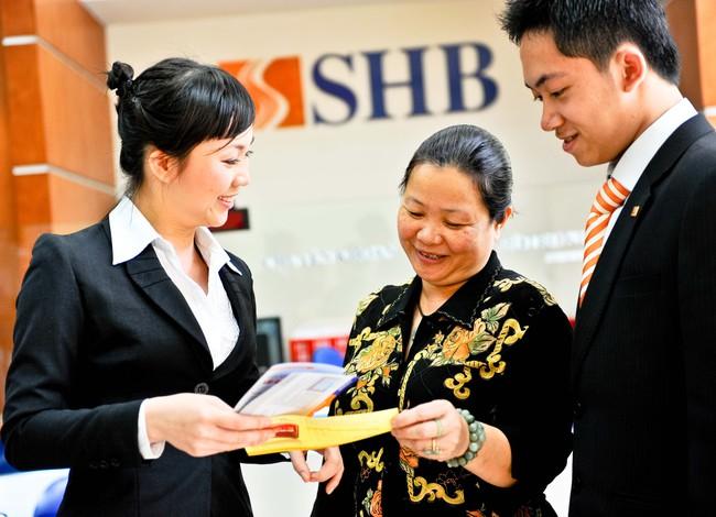 SHB được điều chỉnh tăng trưởng tín dụng năm 2013 lên 20%