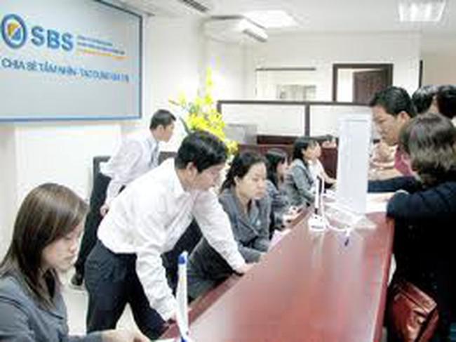 Hoàn nhập dự phòng 65 tỷ, Sacombank SBS báo lãi 94 tỷ sau thuế quý 3/2013