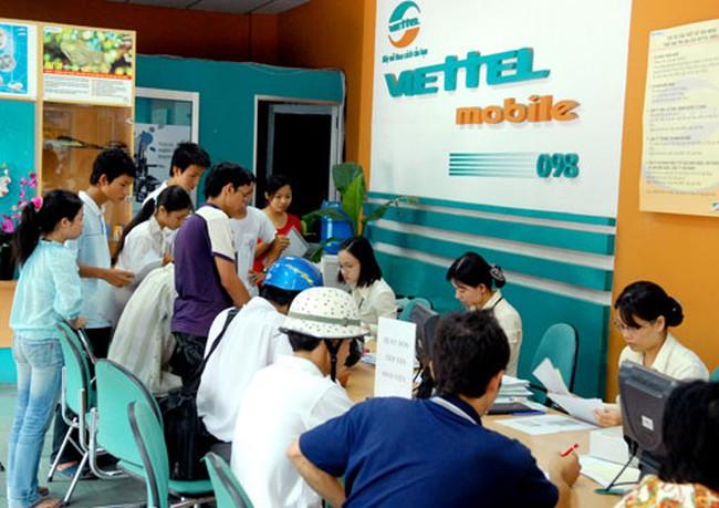 Không bán cổ phần Viettel cho tư nhân