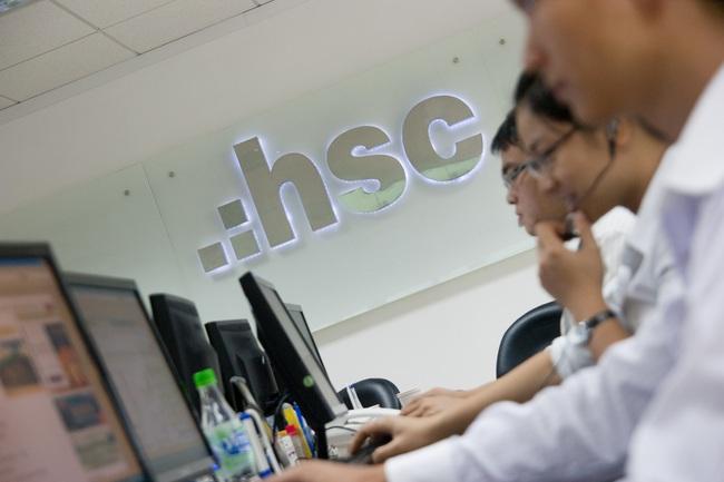 HSC: VN-Index có thể đạt 550 điểm cuối năm 2013