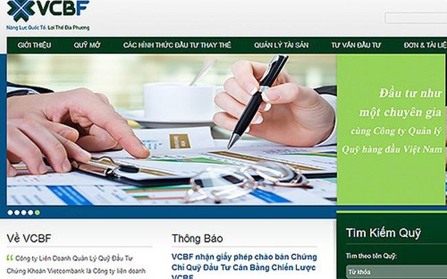 """VCBF: """"Quỹ cân bằng"""" có thực sự cân bằng?"""