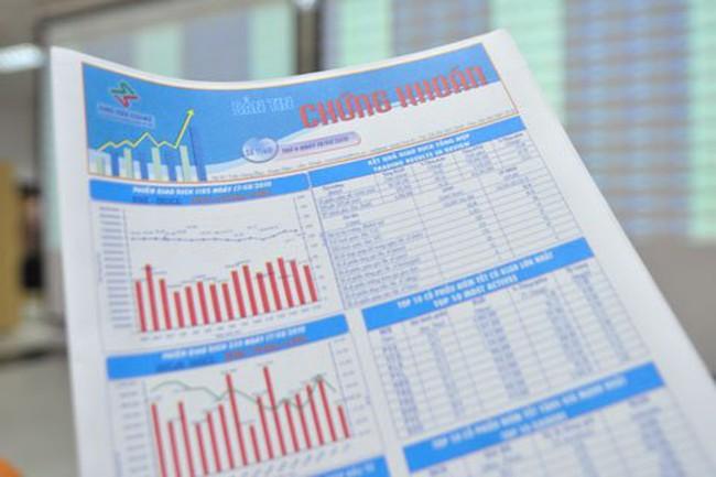 Vn-Index vượt 500 điểm trong phiên giao dịch nghìn tỷ