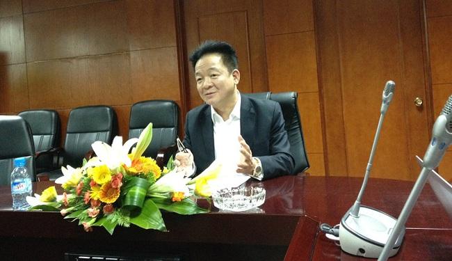 """Ông Đỗ Quang Hiển: """"Nếu đánh giá đúng cổ phiếu SHB không thể dưới mệnh giá"""""""