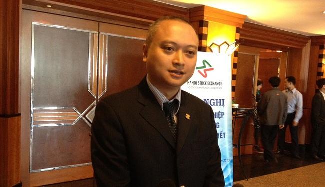 Phó GD Sở GDCK Hà Nội: Sở sẽ hỗ trợ các doanh nghiệp lên niêm yết