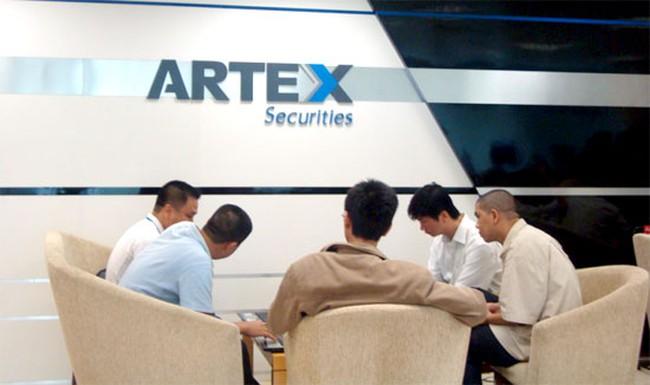 Ủy thác 93% tài sản vào công ty BĐS bị thanh toán quá hạn, chứng khoán Artex bị đưa vào diện kiểm soát đặc biệt