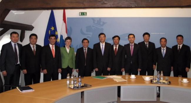 Thúc đẩy Quan hệ hợp tác Tài chính – Chứng khoán giữa Việt Nam với Pháp, Luxembourg và Đức