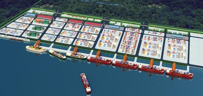CP cảng biển không tiếng nhưng được miếng