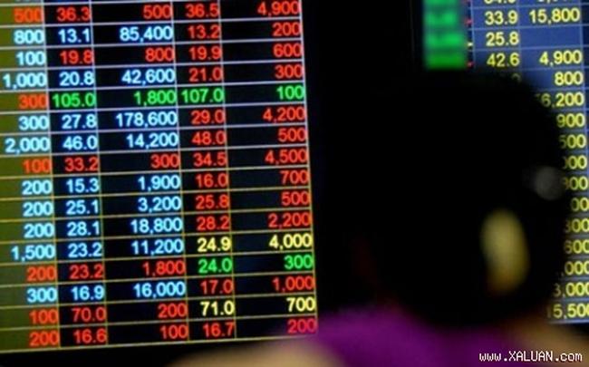 Năm 2013: Tổng số tiền phạt trong lĩnh vực chứng khoán là 7,7 tỷ đồng