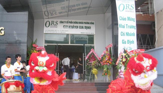 """ORS lỗ 115 tỷ trong quý 4/2013, vẫn bị """"mắc kẹt"""" 380 tỷ đồng tại Vietinbank"""