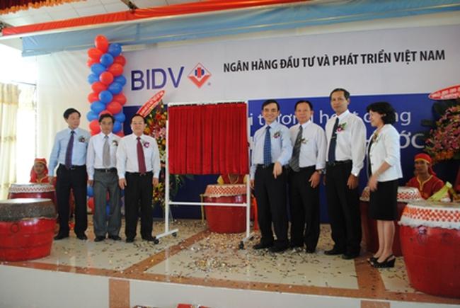 24/1/2014 chính thức giao dịch cổ phiếu BIDV, giá chào sàn 18.700 đồng/cp