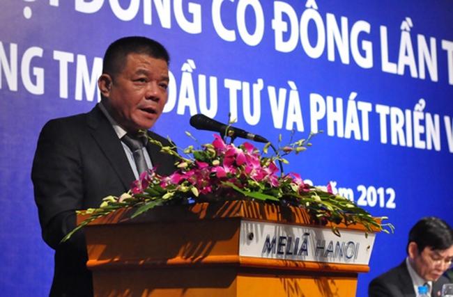 Ông Trần Bắc Hà: TTCK năm 2014 sẽ tăng trưởng vững chắc