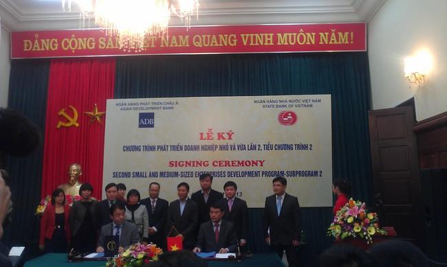 ADB cho Việt Nam vay ưu đãi 50 triệu USD hỗ trợ Doanh nghiệp vừa và nhỏ