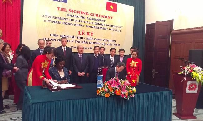 """World Bank tài trợ 250 triệu USD cho Dự án """"Quản lý tài sản đường bộ"""" của Việt Nam"""
