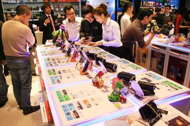 Thế giới số Trần Anh: Mở thêm 6 siêu thị, lợi nhuận sau thuế 2013 được 1,3 tỷ