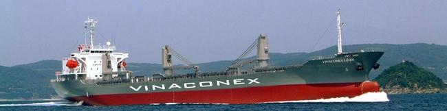 Vận tải Vinaconex: Tiếp tục lỗ gần 51 tỷ năm 2013, đã bán được tàu