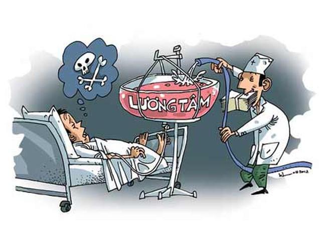 Bộ Y tế xử lý nghiêm hàng loạt cán bộ thiếu y đức